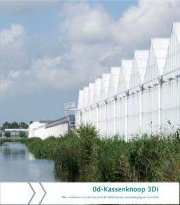 Rapport Kassenknoop in 3Di